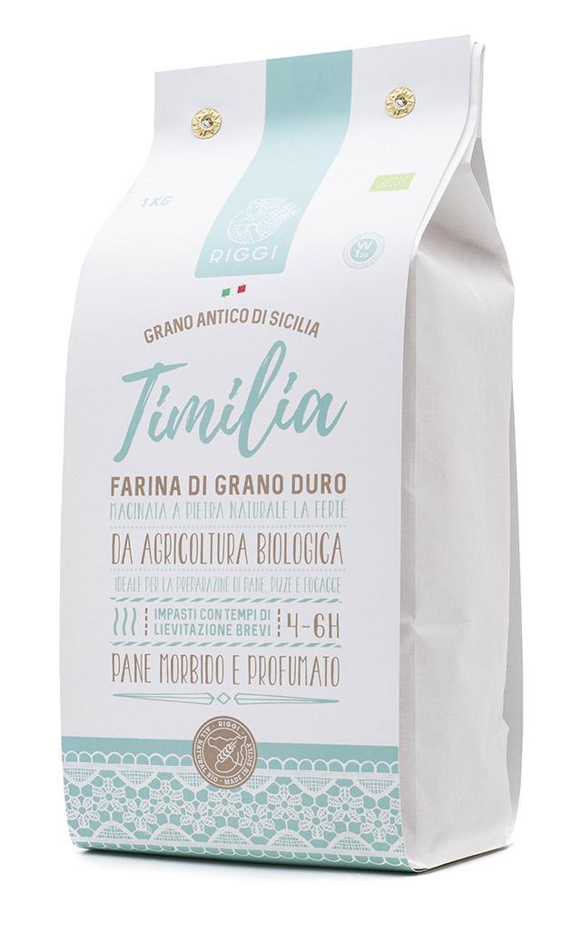 Farina Timilia grano biologico siciliano
